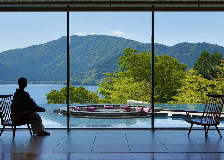 部屋から癒しの贅沢景観!プライベート温泉付きなど「神奈川のおこもり宿」5選