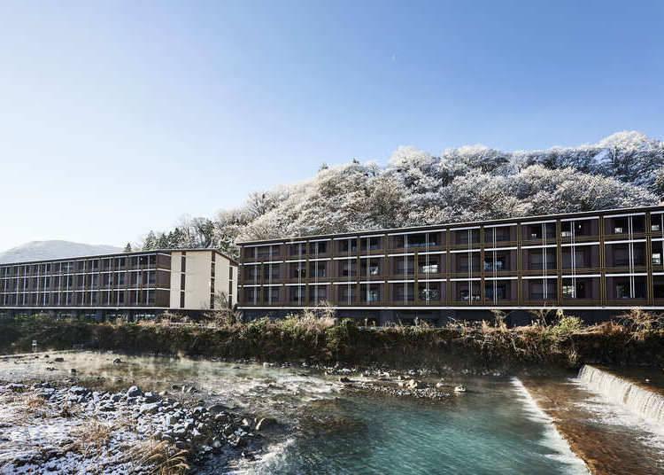 2. 차세대 숙박 체험을 제공하는 '호텔 인디고 하코네 고라'