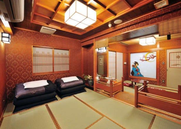 아사쿠사 호텔 추천! 저렴하고 편리하며 분위기까지 좋은 3박자를 갖춘 아사쿠사 호텔 4곳