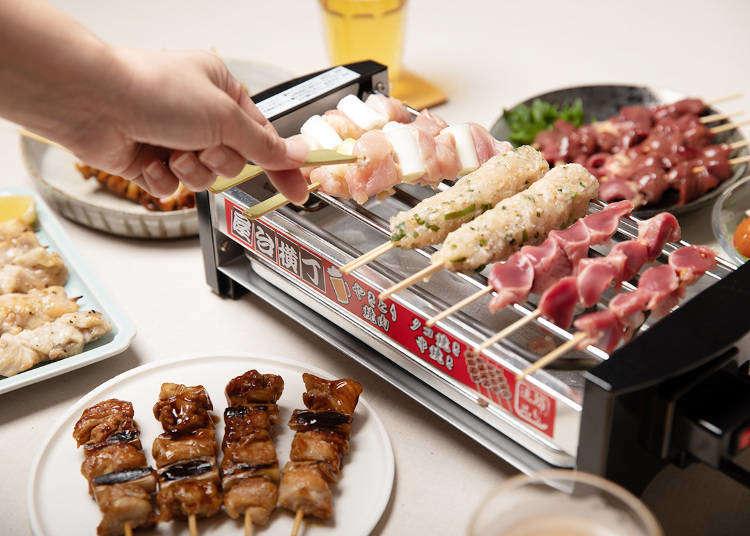 想吃日本料理不求人!各種日本有趣小家電精選