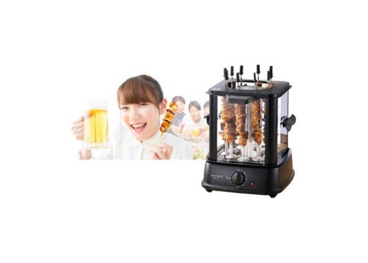 無煙日式串燒機商品資訊