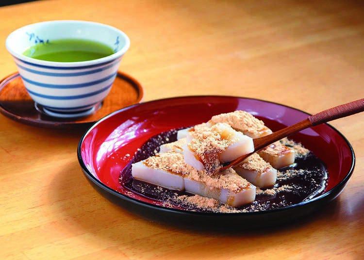 東京老時光就是好!東京懷舊老街3間必吃人氣和菓子老店