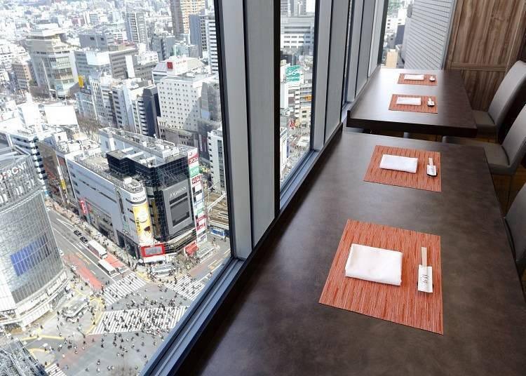 澀谷站就在隔壁!能步行至車站的飯店精選