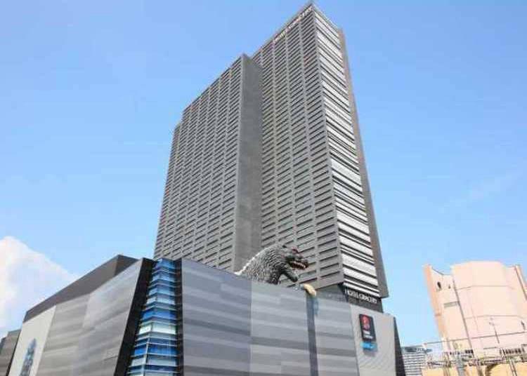 享受最熱鬧的人潮中心!新宿站附近5大飯店