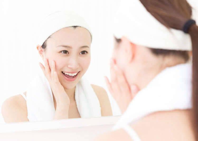 跟著日本女生這樣用溫泉來保養美肌!