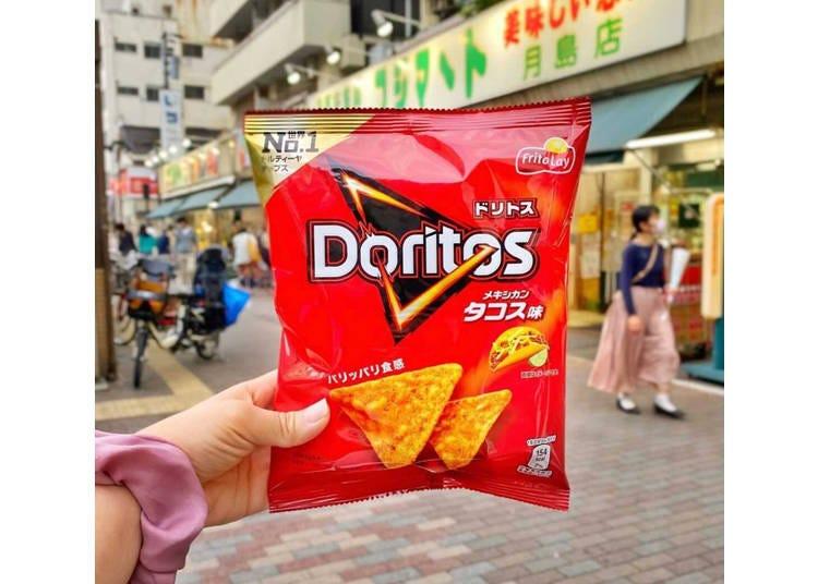 3. Doritos (Taco Flavor)