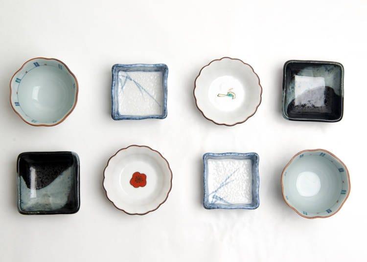 4.お土産感もコスパも◎な「和食器」