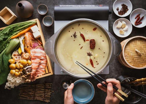 중국의 설날음식! 약선 닭 샤브와 훠궈 전골!
