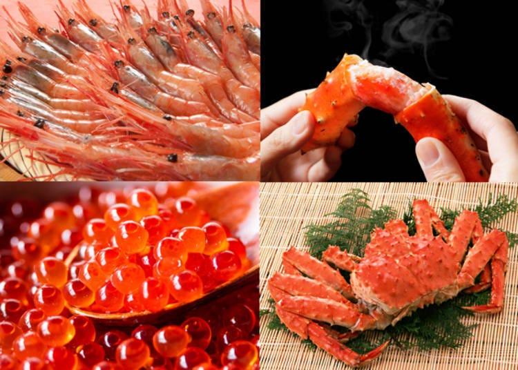 2. A Seafood Hot Pot Made With Fresh Hokkaido Seafood!