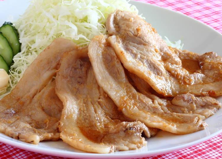 9.白金豚(Platinum pork)
