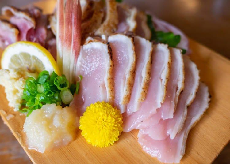 3.萨摩地鸡(さつま地鶏)