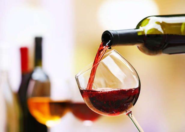 国産との違いって?「日本ワイン」の基礎知識と産地別おすすめ11選