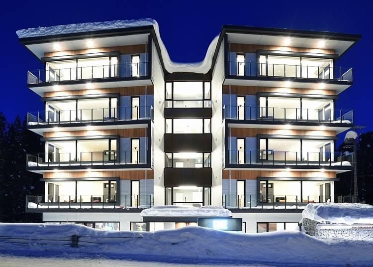 4.マウンテンサイド白馬:暮らすように泊まる、滞在型高級コンドミニアムホテル