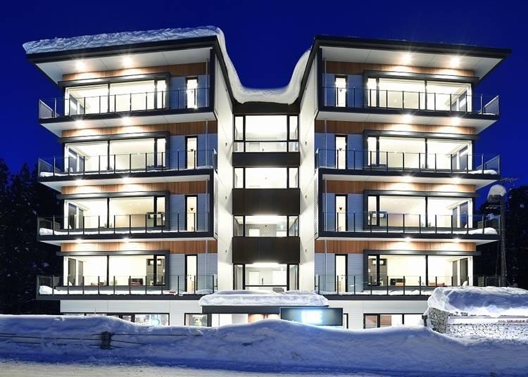 4. 마운틴 사이드 하쿠바: 일상을 즐기며 머물 수 있는 체류형 고급 콘도미니엄 호텔