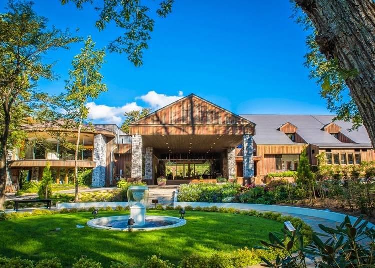Sierra Resort Hotel Hakuba:坐擁白馬村廣大自然的愜意度假飯店