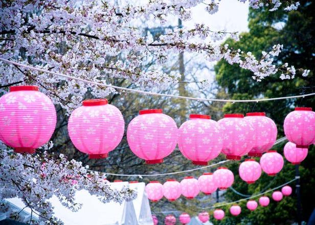 櫻花祭才不只有賞花!日本櫻花祭知識百科&10大知名祭典介紹!