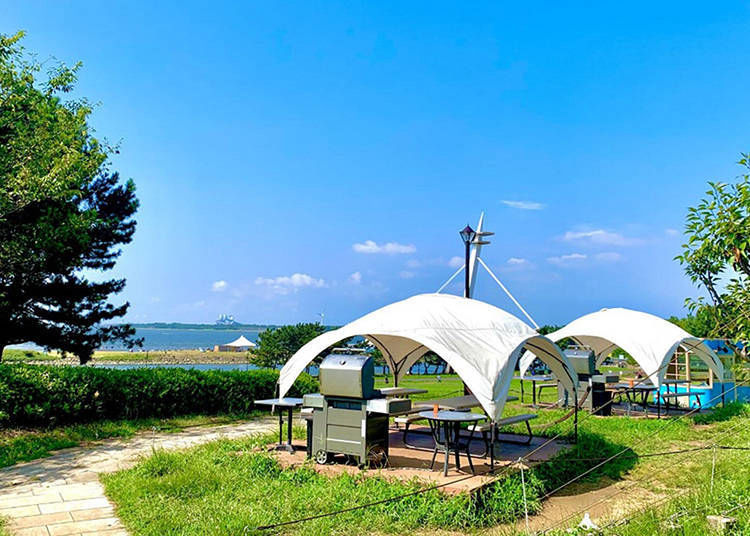 1. Soramido BBQ: Delight in the Bounties of the Sea and Mountains Underneath an Open Sky