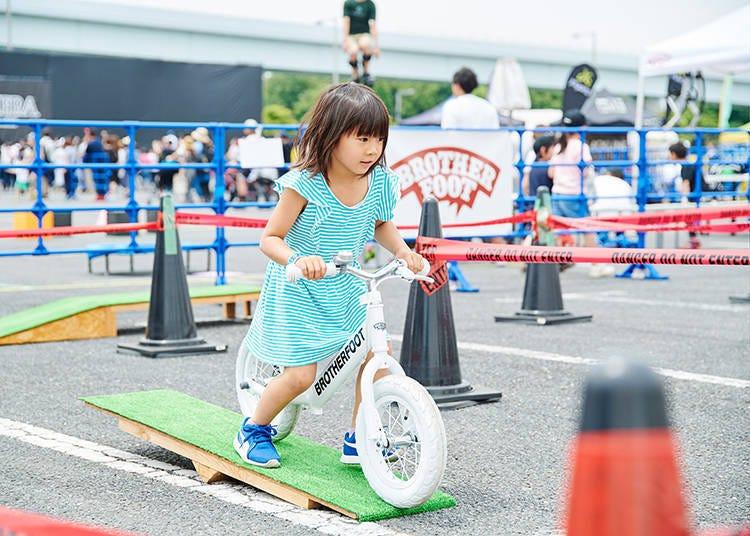 還有好多趣味活動能與孩子一同享樂!