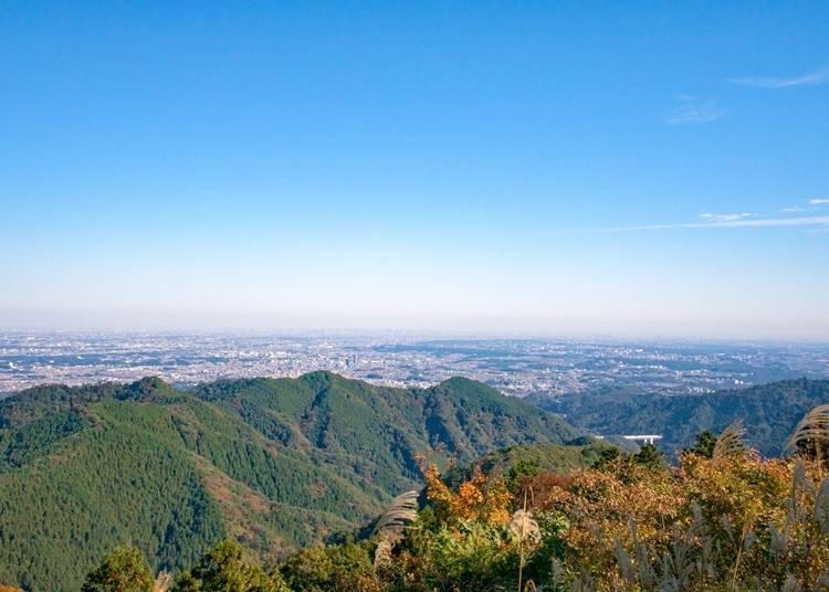 1.距离东京都心仅1小时的超人气入门景点~高尾山