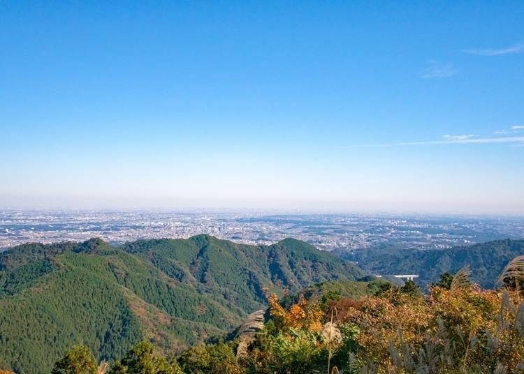1.距離東京都心僅1小時的超人氣入門景點~高尾山