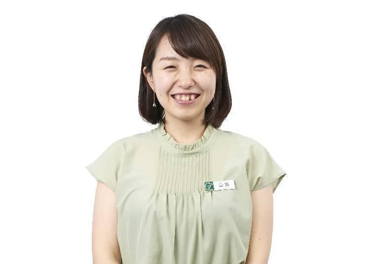 由东急HANDS护肤、保养用品采购员山冈小姐来介绍!