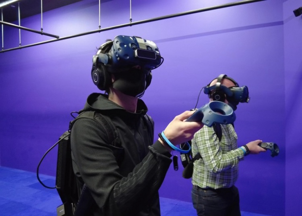 Tyffonium Odaiba: You Won't Believe Why Japan's Popular VR Entertainment Is Totally Next-Level!