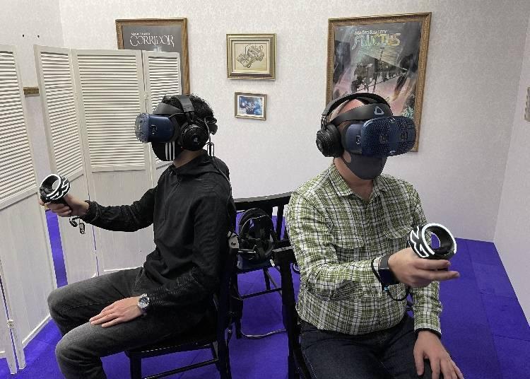 透過VR挑戰恐怖電影《IT》、特攝怪獸!東京台場「TYFFONIUM ODAIBA」虛擬實境樂園體驗心得