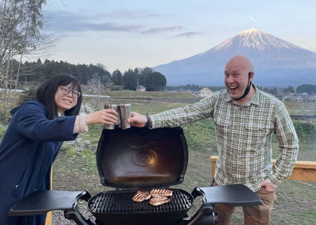 An Incredible Experience! We Tried a Glamping and Ecotour Experience In Front of Mt. Fuji