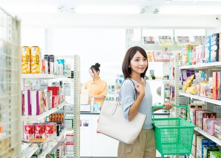 レベルが違う!手軽で便利な日本のコンビニ