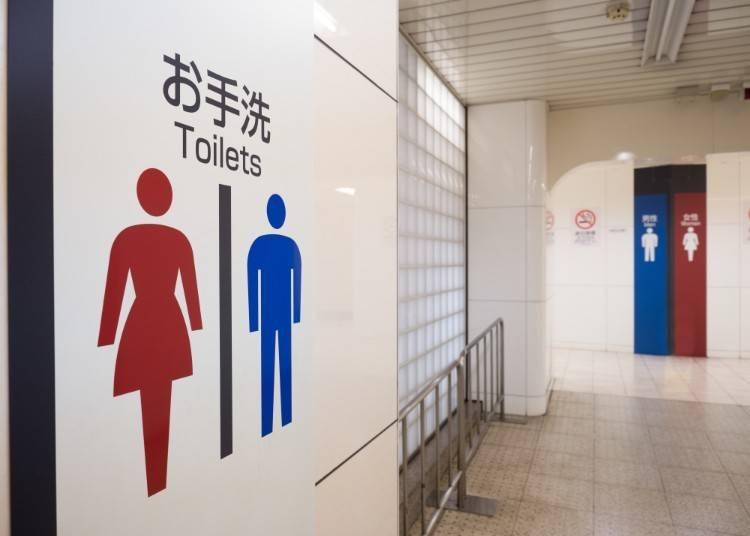 公衆のトイレすらきれいな日本。もう母国では入れないかも!?