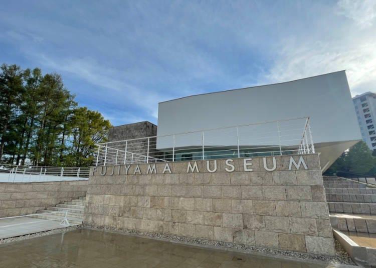 景點⑤一次蒐集絕景富士四季美景-世界唯一「富士山美術館」