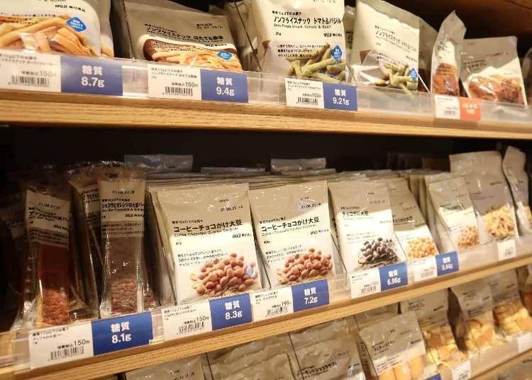 減肥再也不怕嘴饞罪惡感!無印良品「少醣類麵包、零食」推薦6選