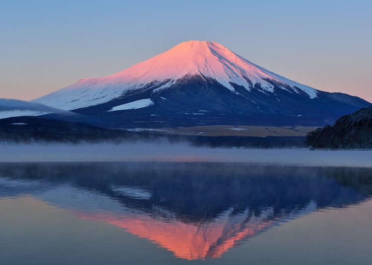 不必爬山也能享受富士山美景~富士山周邊必逛7個景點