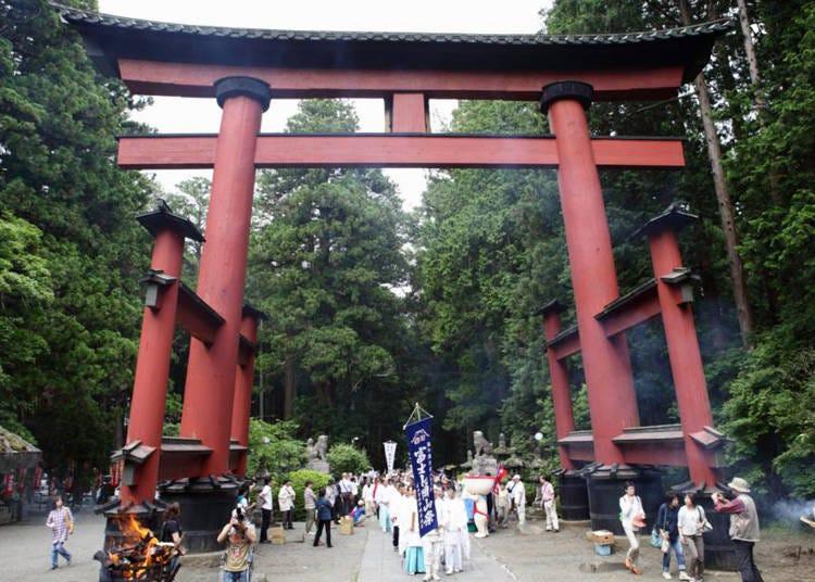 5. Fuji Sengen Shrine