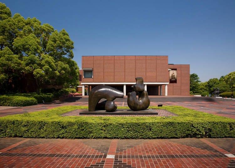 6. Yamanashi Prefectural Museum of Art
