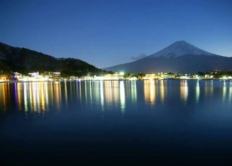 10. Lake Kawaguchiko