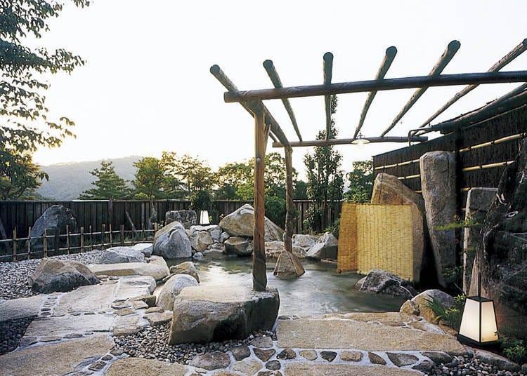 카구라 몬젠 토지 마을