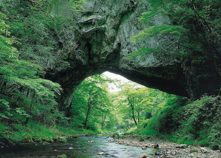 타이샤쿠쿄 협곡