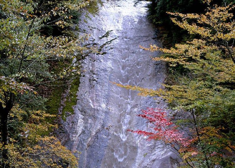 11. Nametoko Gorge