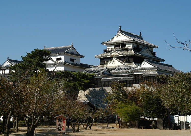 마츠야마 성