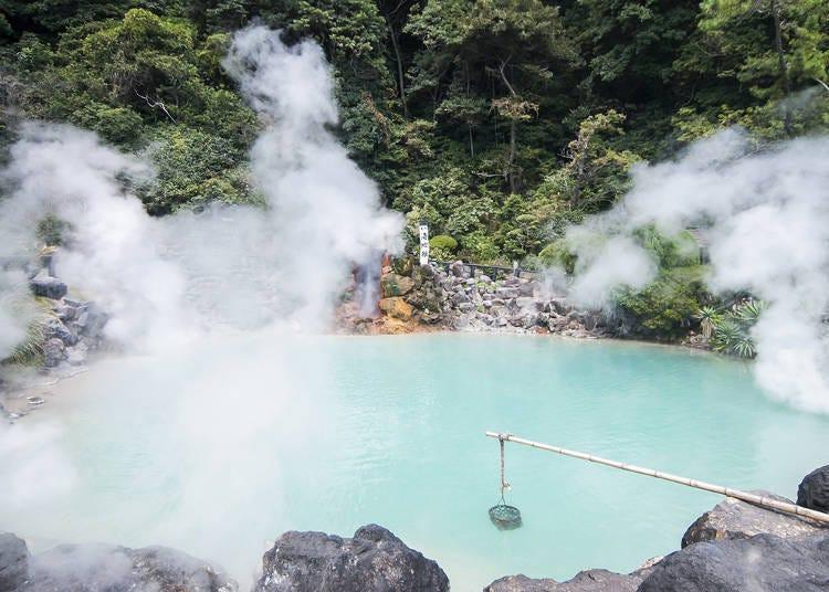 벳푸 지고쿠메구리 (지옥 관광)