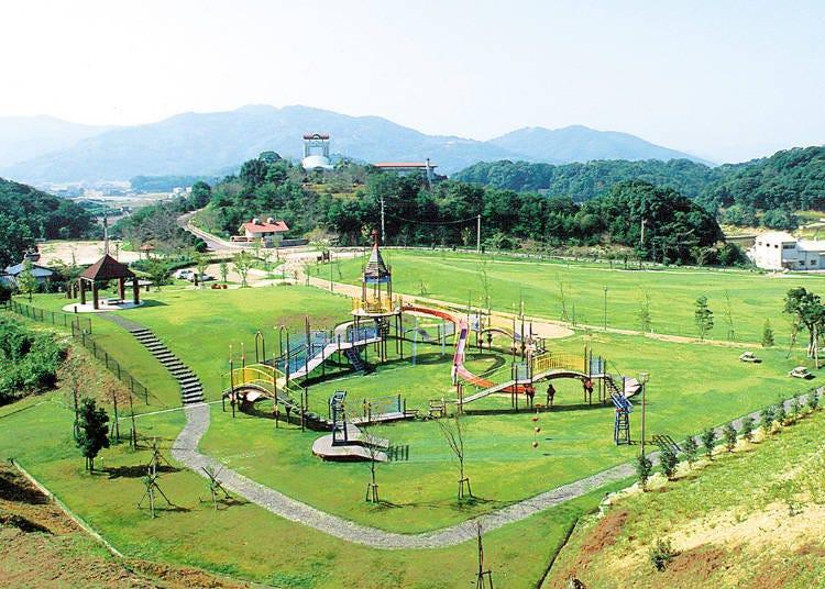 佐賀 北方四季の丘公園