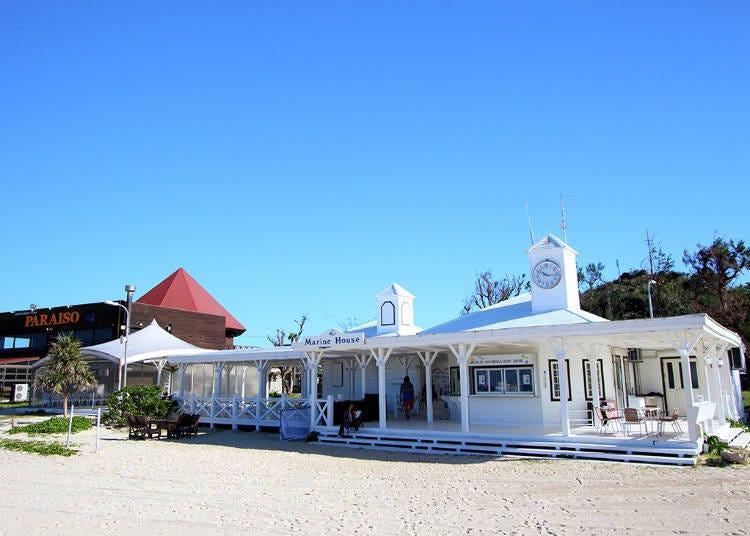 1.Okuma海灘