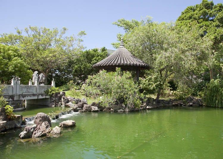 15.福州園