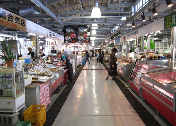 9.泊港魚市場