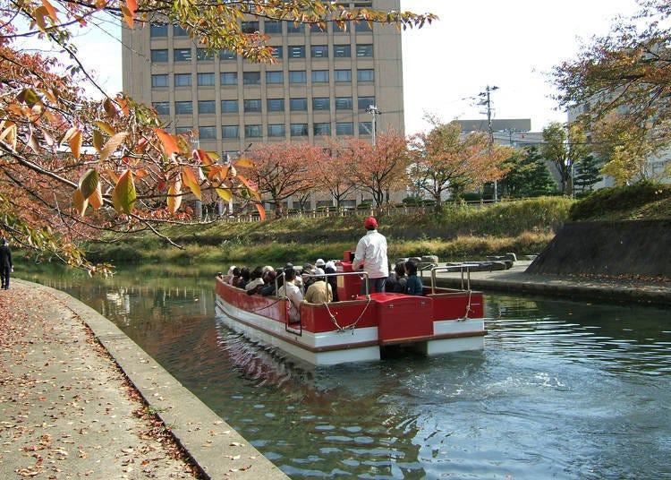 마츠카와 강유람선(Toyama Sightseeing Cruise, Inc.)