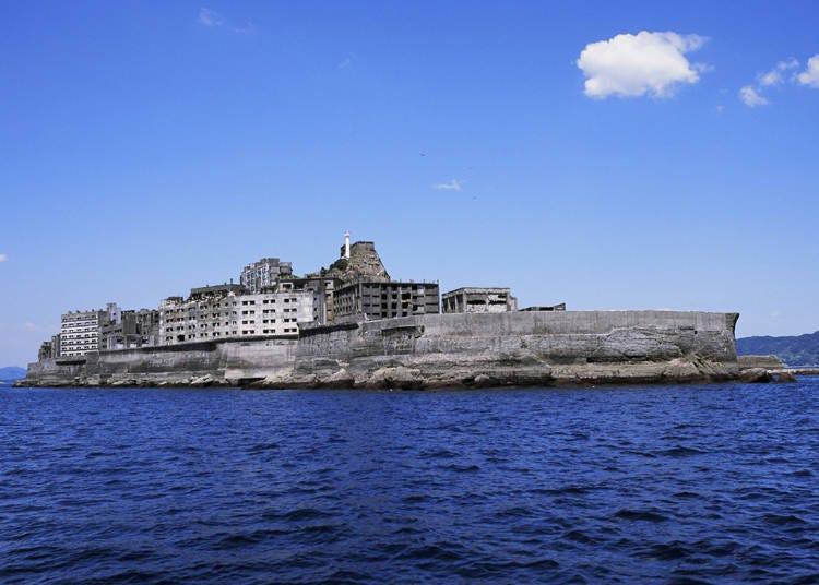 2. Hashima (Gunkanjima, Battleship Island)