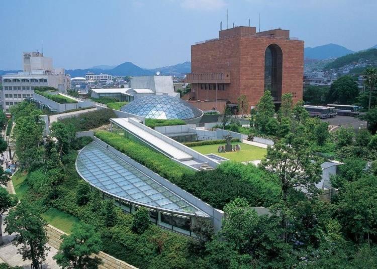 3. The Nagasaki Atomic Bomb Museum