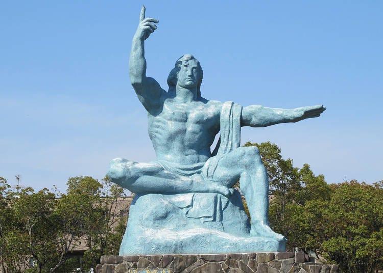 4. Nagasaki Peace Park