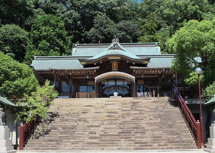 14. Suwa Shrine